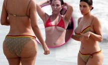 Kim Kardashian are probleme cu celulita