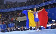 Marian Drăgulescu a depășit recordul Nadiei Comăneci