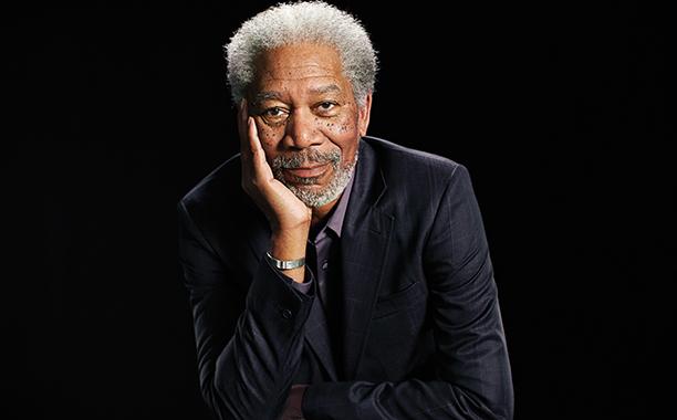 Morgan Freeman transmite cel mai emoționant mesaj