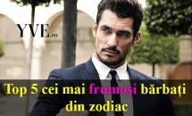 Top 5 cei mai frumoși bărbați din zodiac