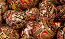 Metode de a vopsi ouă de Paști