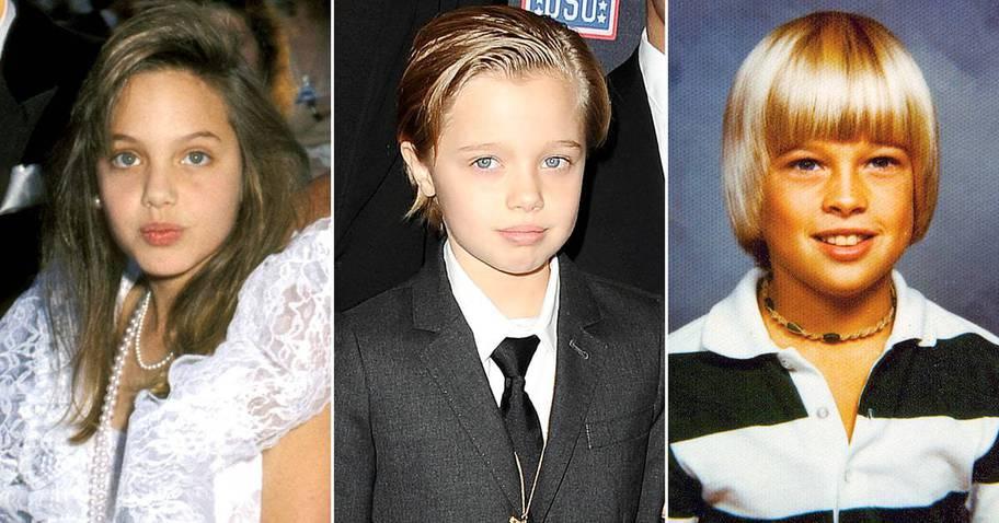 Angelina Jolie decide să vorbească despre Shiloh, fetița ei ce își dorește să fie băiat3