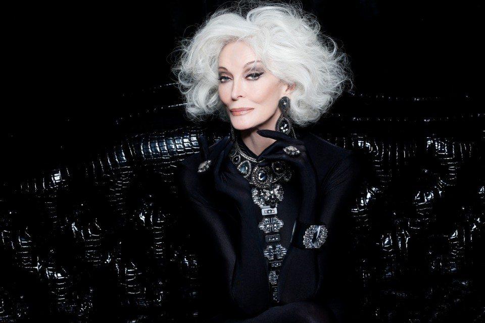Are 85 de ani şi încă este model. Care este secretul longevităţii lui Carmen Dell'Orefice