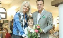 Ce talent ascuns are copilul Iulianei Marciuc şi al lui Adrian Enache?