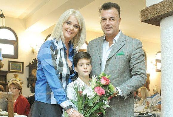 Ce talent ascuns are copilul Iulianei Marciuc şi a lui Adrian Enache 2