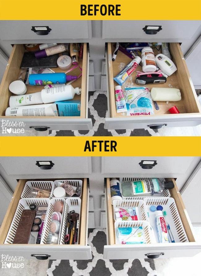 Cele mai bune idei de organizare a lucrurilor 4