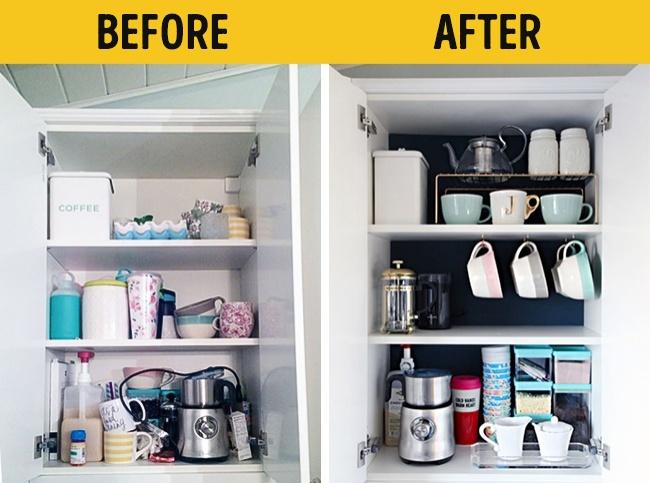 Cele mai bune idei de organizare a lucrurilor
