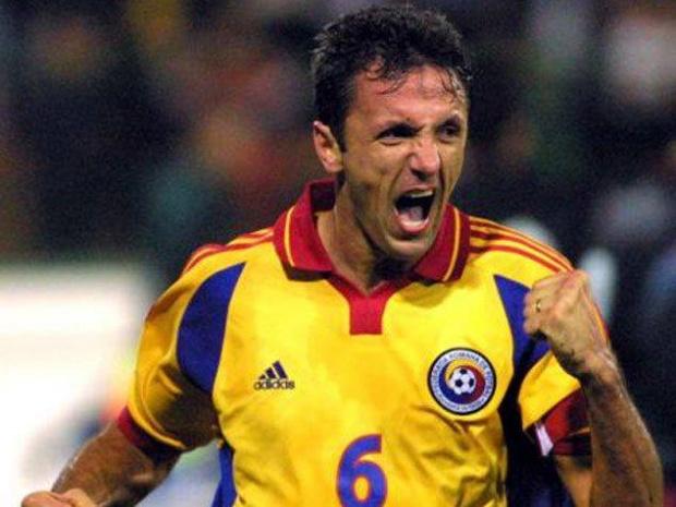 Gică Popescu, erou şi în teren şi după gratii.