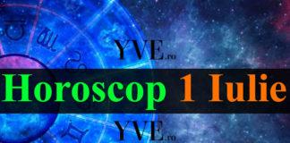 Horoscop 1 Iulie 2018