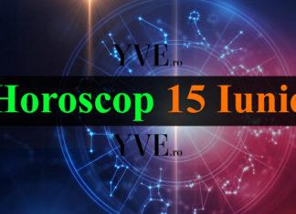 Horoscop 15 Iunie 2018