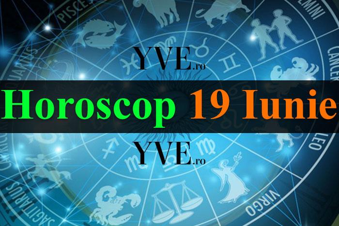 Horoscop 19 Iunie 2019
