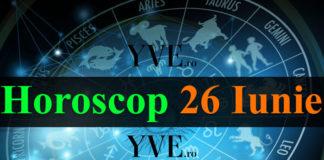 Horoscop 26 Iunie 2019