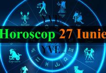 Horoscop 27 Iunie 2019