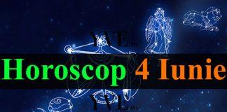 Horoscop 4 Iunie 2018