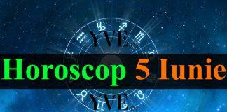 Horoscop 5 Iunie 2018