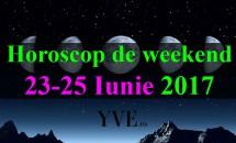 Horoscop de weekend 23-25 Iunie 2017: Scorpionii vor munci chiar şi în weekend