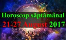 Horoscop săptămânal 21-27 August 2017: Gemenii vor primi o veste importantă