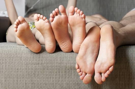 Mărimea piciorului spune cât vei trăi