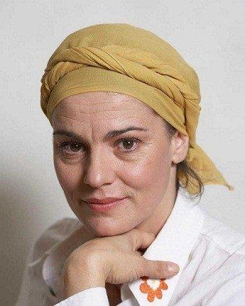 Maia Morgenstern, nu vrea să audă de operaţii estetice 2