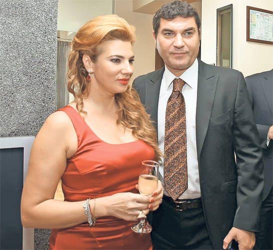Mihaela Borcea si Cristi Borcea