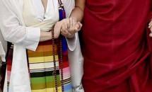 Nu o să îți vină să crezi! Loredana Groza s-a întâlnit cu Dalai Lama, iar acesta i-a dat o misiune