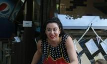 Oana Roman şi-a găsit jobul mult visat: lucrează la restaurant!