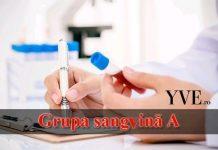 Grupa sanguină A