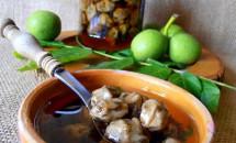 Reteta de dulceata de nuci verzi