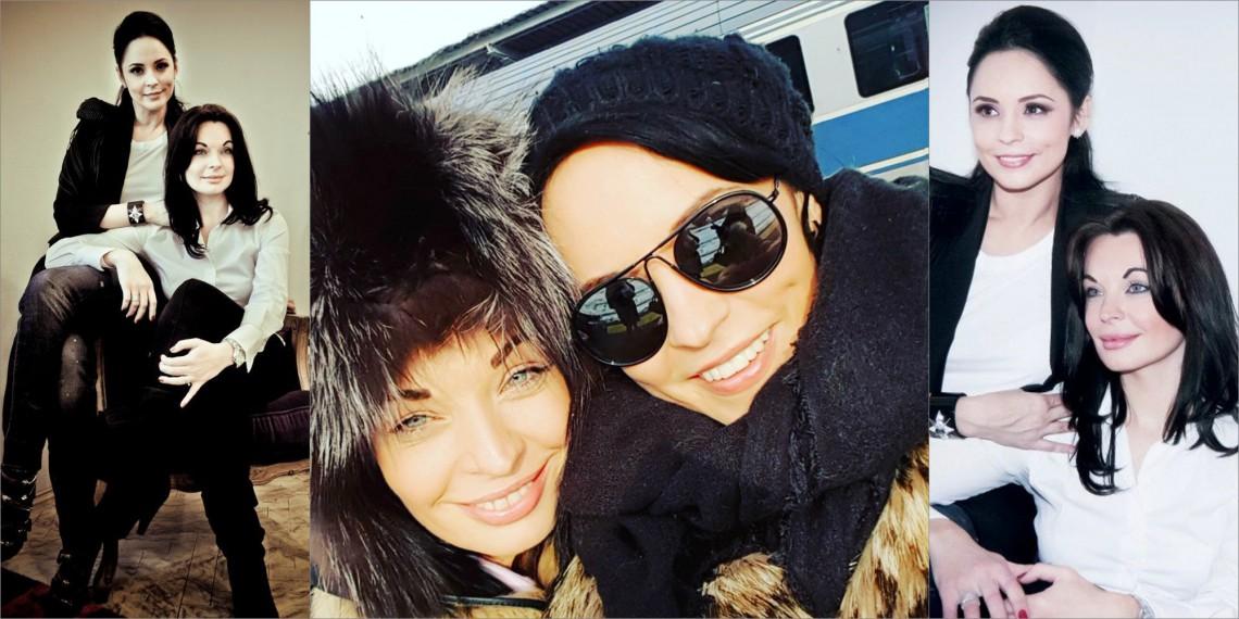 Andreea Marin si sora ei, Cristina
