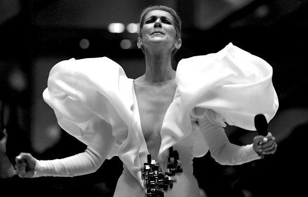 Celine Dion povesteşte cu lacrimi în ochi despre soţul ei 1