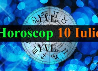 Horoscop 10 Iulie 2018