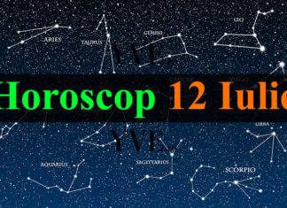 Horoscop 12 Iulie 2018