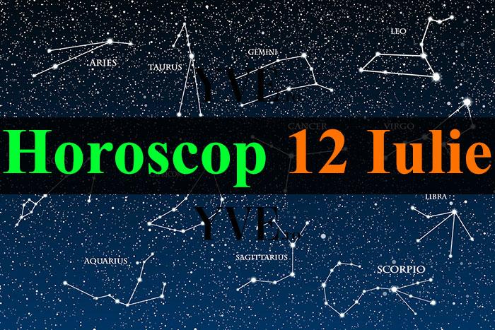 Horoscop 12 Iulie 2019