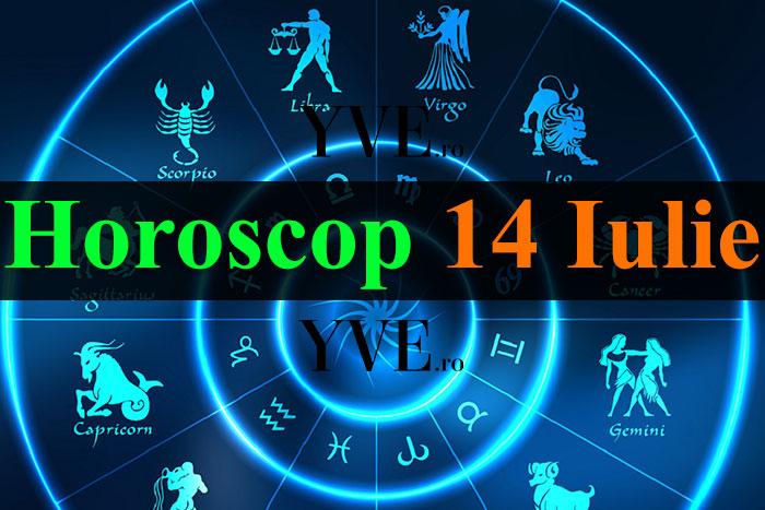 Horoscop 14 Iulie 2019