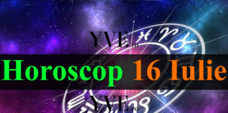 Horoscop 16 Iulie 2018