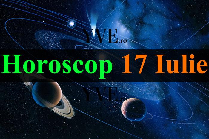 Horoscop 17 Iulie 2019