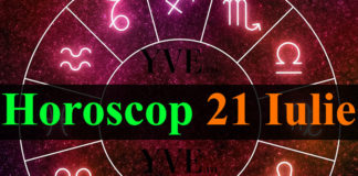 Horoscop 21 Iulie 2019