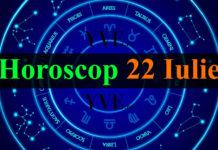 Horoscop 22 Iulie 2018