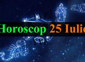 Horoscop 25 Iulie 2018