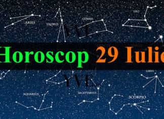 Horoscop 29 Iulie 2018