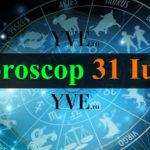 Horoscop 31 Iulie 2021