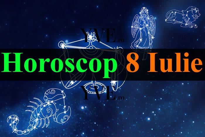 Horoscop 8 Iulie 2019