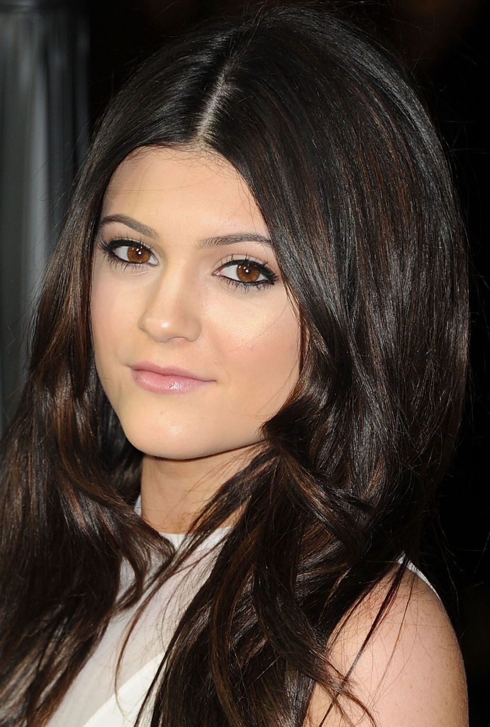 Kylie Jenner in anul 2012