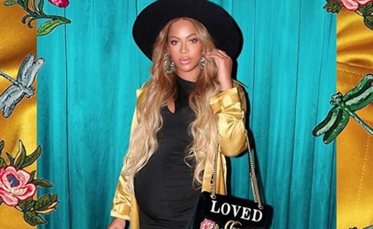 Prima fotografie cu gemenii lui Beyonce 1