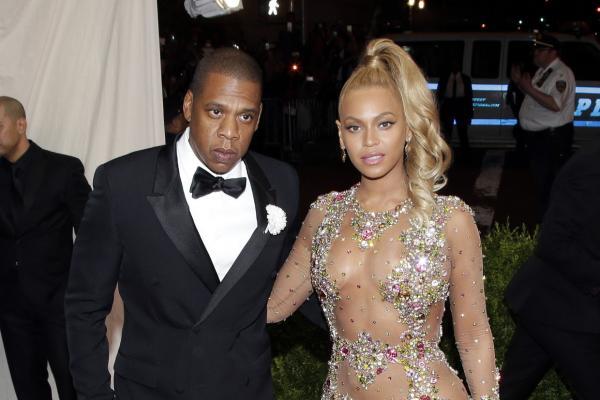 Prima fotografie cu gemenii lui Beyonce 2