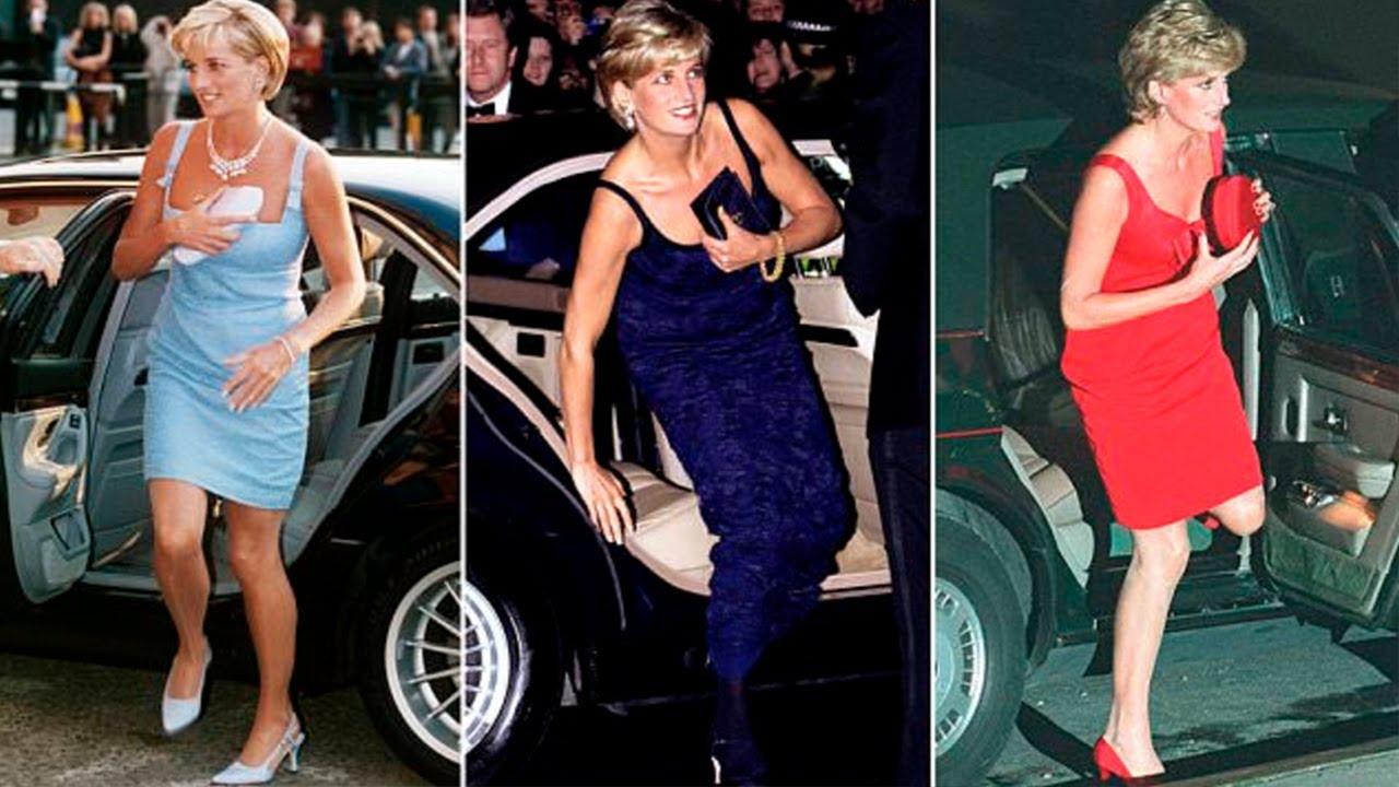 Prinţesa Diana purta mereu geantă plic...ca să se ascundă! 4