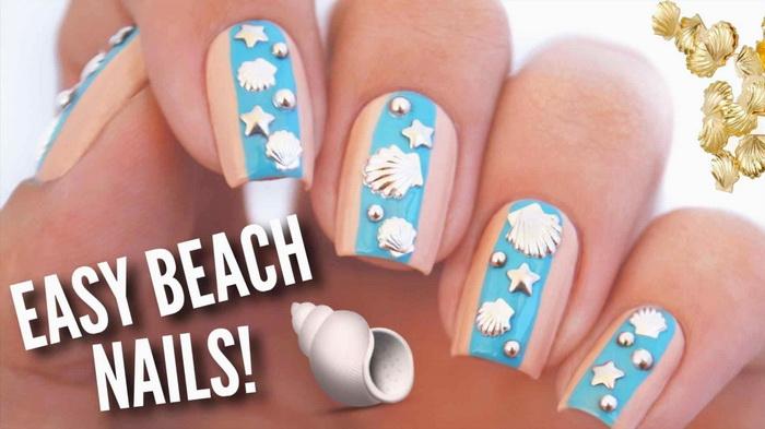 unghii-pentru-plaja