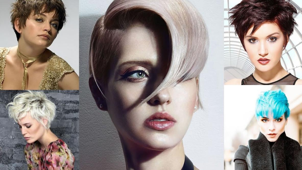 Coafuri par scurt 2019 la moda