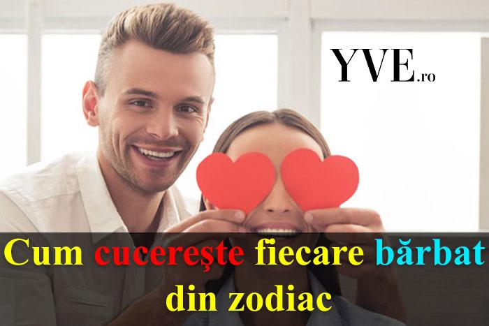 Cum cucereşte fiecare bărbat din zodiac