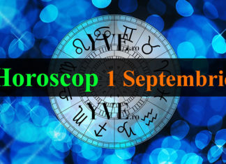 Horoscop 1 Septembrie 2018